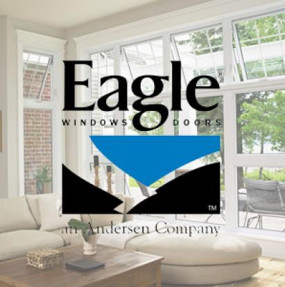 Bow bay windows win dor industries billings mt for Eagle windows